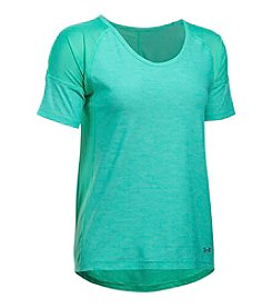 Under Armour® Sport Short Sleeve Twist Tee