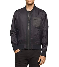 Calvin Klein Jeans® Men's Solid Surplus Jacket