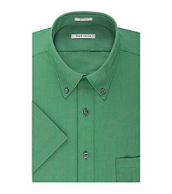 Van Heusen® Men's Short Sleeve Oxford Button Down