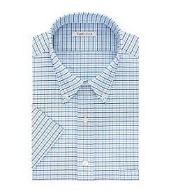 Van Heusen® Men's Regular Fit Short Sleeve Oxford Button Down