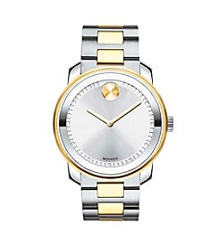 Movado® Large Two Tone Watch