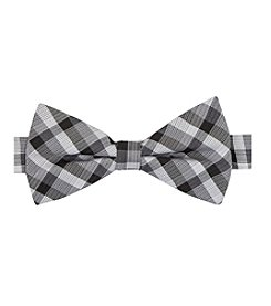 John Bartlett Statements School Plaid Bowtie