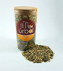 Urbal Tea 3-oz. Loose Leaf Herbal Tea Jar