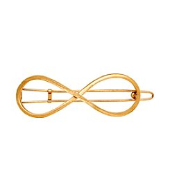 Mrs. President & Co. Infinity Shaped Barrette