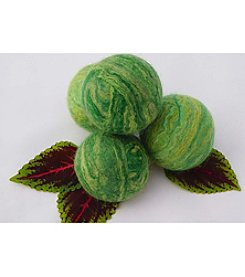 Janet Marie Scent Felted Green Soap