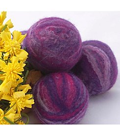 Janet Marie Scent Felted Purple Soap