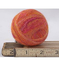 Janet Marie Scent Felted Orange Soap