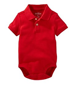 OshKosh B'Gosh® Baby Boys Polo Bodysuit