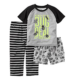 Carter's® Boys' 3-Piece Bug Deal Pajama Set