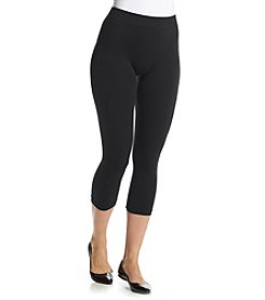 Cupio Capri Length Seamless Leggings