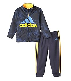 adidas® Baby Boys 2-Piece Smoke Screen Jacket Set
