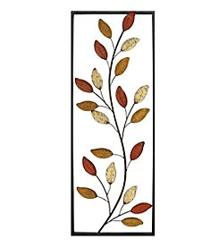 Stratton Home Decor Vine Panel Wall Decor