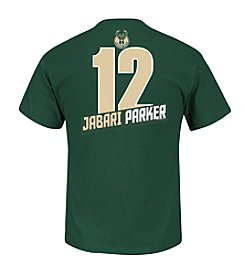 Majestic NBA® Milwaukee Bucks Men's Jabari Parker Record Holder Short Sleeve Tee