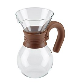 BonJour® Coffee Pour Over Brewer and Pitcher