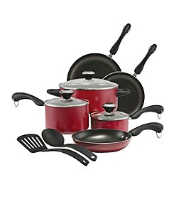 Paula Deen® Signature Nonstick Dishwasher Safe 11-pc Cookware Set