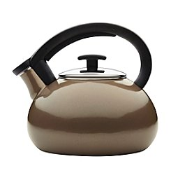 Anolon® Allume™ 2-qt. Enamel on Steel Teakettle