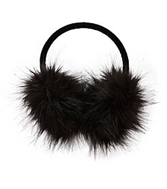 Collection 18 Faux Fur Earmuffs