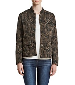 Sequin Hearts® Camo Jacket