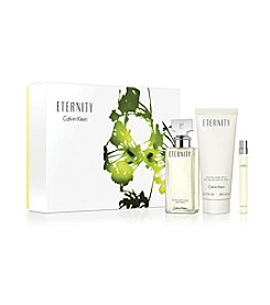 Calvin Klein ETERNITY For Women Gift Set (A $145 Value)