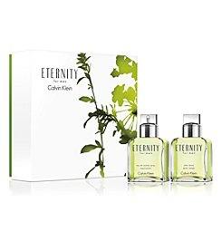 Calvin Klein ETERNITY for men Gift Set (A $118 Value)