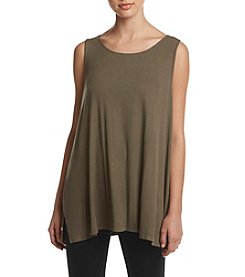 Cupio Side Slit Tunic