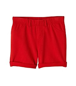 Mix & Match Girls' 2T-7 French Terry Shorts