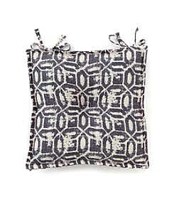 LivingQuarters Printed Chair Pad