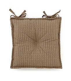 Living Quarters Basketweave Chair Pad