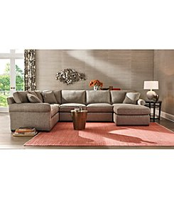 McCreary Taft 3-Pc. Sectional Sofa