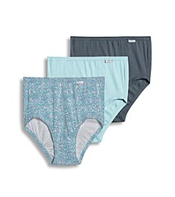 Jockey® Plus Size 3 Pack Briefs