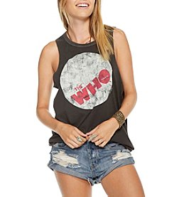 Chaser® Who Are You Muscle Tee