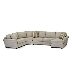 Bauhaus Curious Collection 4-Pc. Sectional