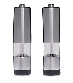 BergHoff® Geminis 2-pc. Electronic Salt & Pepper Mill Set