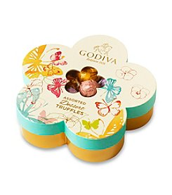 Godiva® 32-Pc. Individually Wrapped Candy Flower Box