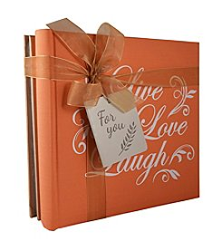 MKT@Home Live Laugh Love Two Pack Photo Album