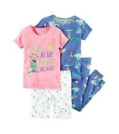 Carter's® Girls' Hula Sleep Set