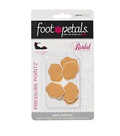 Foot Petals® Bridal Pressure Pointz