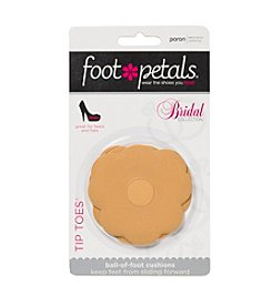 Foot Petals® Bridal Tip Toes