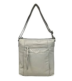 GAL Organizer Pocket With Tassel Crossbody