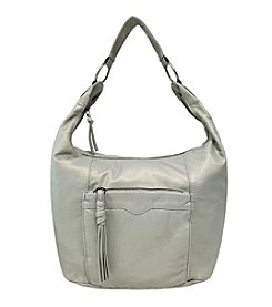 GAL Organizer Pocket With Tassel Ring Hobo