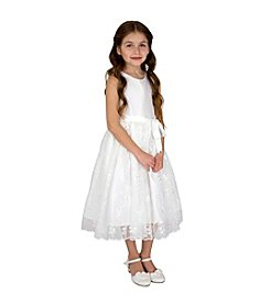 Lavender Girls' 2T-6 Princess Gown