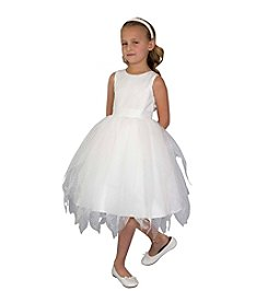 US Angels Girls' 2T-6X Ballerina Dress