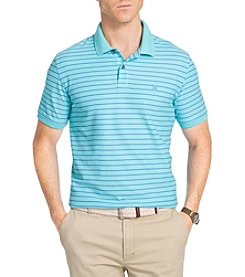 IZOD® Men's Advantage Short Sleeve Pique Polo Shirt