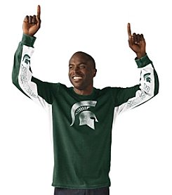 G III NCAA® Michigan State Spartans Men's Hail Mary Tee
