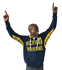 G III NCAA® Michigan Wolverines Men's Playoff Hoodie