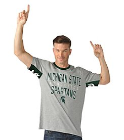 G III NCAA® Michigan State Spartans Men's Cutback Tee