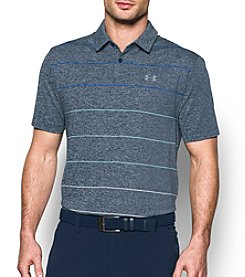 Under Armour® Men's Coolswitch Pivot Stripe Polo