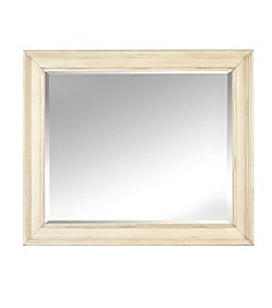 Liberty Furniture Rustic Traditions Ivory Mirror