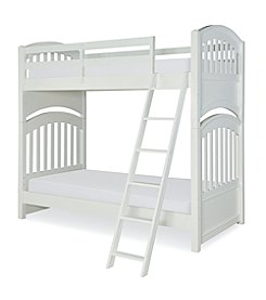 Legacy Classic Kids White Academy Youth Bunk Bed