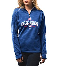 Majestic MLB® Chicago Cubs Women's World Series Champion Fleece